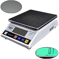 Balanza de precisión Industrial Digital Báscula Balanza de laboratorio 7500 g/0,1 g