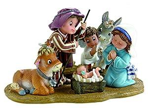 Nadal Figura Decorativa Silencio, El