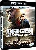 El Origen Del Planeta De Los Simios (4K Ultra HD + Blu-ray) [Blu-ray]
