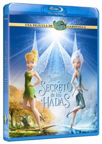 Campanilla: el Secreto de las Hadas [Edizione: Spagna]