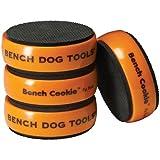 BENCHDOG Bench Cookie- Werkstückauflagen, 76x25 mm, 4er Pack