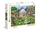 Clementoni 80444,3cm la véranda Sélection de Haute qualité Puzzle (1500-piece)