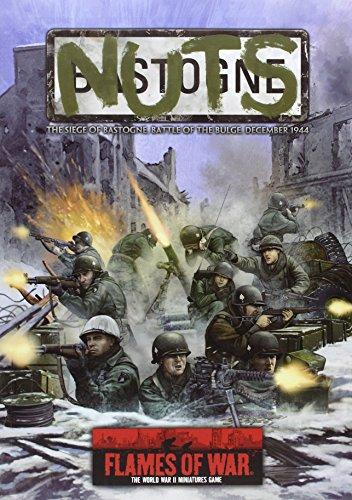 Nuts!: The Siege of Bastogne, Battle of the Bulge, December 1944 (Flames of War) por et al.