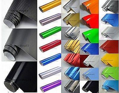 NEOXXIM PREMIUM - Auto Folie - in vielen Designs wie 3D Carbon , 4D Carbon , Matt , Glanz , Hochglanz Metallic , Chrom , Gebürstet , Glitzer , Schlangen - Krokodil auch für Möbel oder Deko