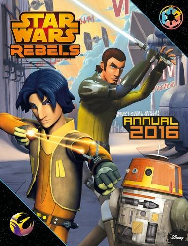 Star Wars Rebels Annual 2017