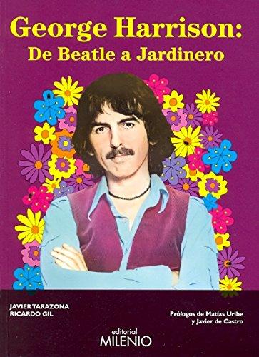 Portada del libro George Harrison: de Beatle a jardinero (Música)