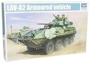 Trumpeter 01521 - Vehículo blindado LAV-A2 8 X 8