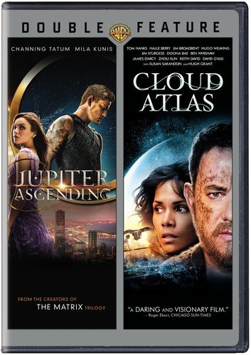 Jupiter Ascending/Cloud Atlas [DVD-AUDIO]