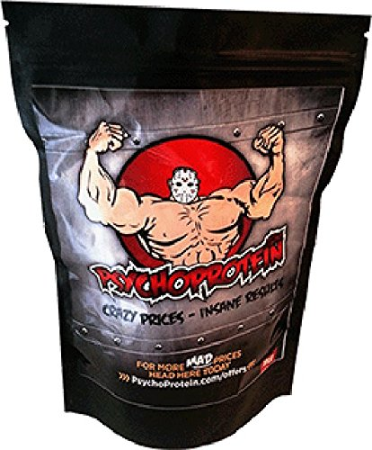 La Più Pura L-Arginina Psycho (La Più Forte tra Quelle Legali) in polvere 'Pompa i Muscoli' - 250grammi