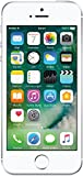 Apple iPhone SE ( (10,2 cm (4 Zoll) Touch-Display, 64 GB, iOS 10) Silber