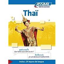 Thaï - Guide de conversation
