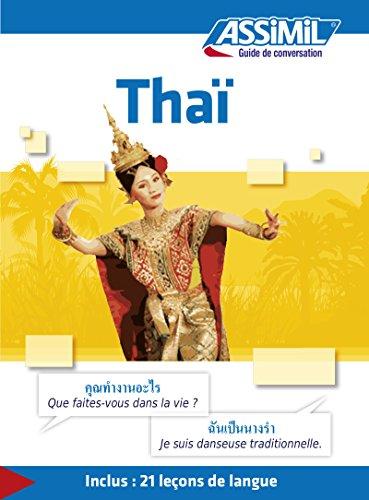 Thaï - Guide de conversation (Guide de conversation Assimil)