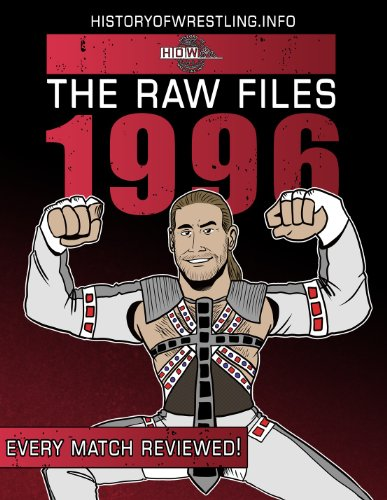 The Raw Files: 1996 (English Edition) (Wwe-info)