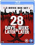 28 Days Later/28 Weeks Later [Blu-ray]