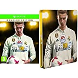 FIFA 18 Ronaldo Edition + Steelbook Esclusiva Amazon - Xbox One