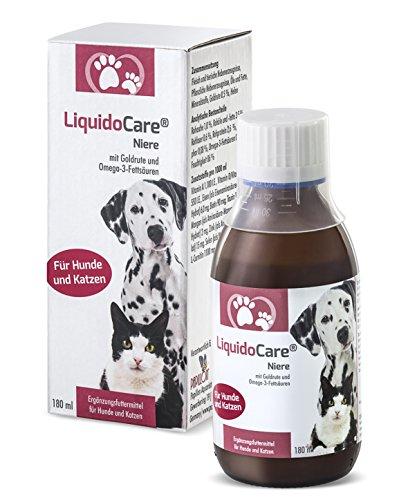 Papillon Liquido Care Niere für Hunde und Katzen 180 ml