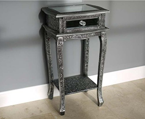 embossed-bedside-table-with-drawer