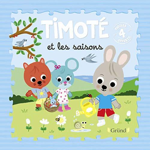 Timoté et les saisons par Emmanuelle MASSONAUD