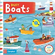 Busy Boats (Busy Books)
