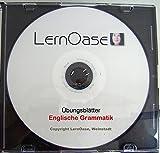 LernOase Übungsblätter Englische Grammatik 750 Aufgaben - Grammatische Übungen - Grammatikaufgaben - Grammatik Englisch - Nachhilfe für Schüler und Erwachsene
