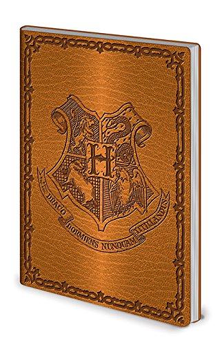 Harry Potter - Cuaderno de Hogwarts con tapa flexible, tamaño A5 (SR72433) 14