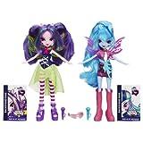 My Little Pony Equestria Girls Aria Blaze und Sonata Dusk Puppen, 2-Pack