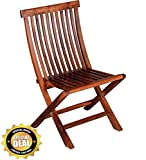 Best Natural Chair - JS Home Decor Sheesham Wood Comfort Folding Chair Review