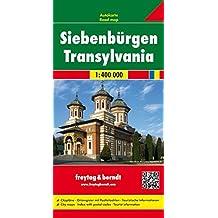 Freytag Berndt Autokarten, Siebenbürgen - Maßstab 1:400.000