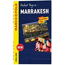 Marrakesh Marco Polo Travel Guide - with pull out map (Marco Polo Spiral Guides) (Marco Polo Spiral Travel Guides)
