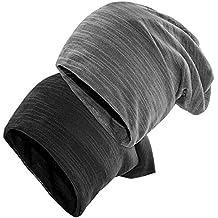e9b8b458d479ac Kany Unisex Mütze Wintermütze, Herren Damen Slouch Long Beanie Mütze Warm  Skull Cap Kopfbedeckung für