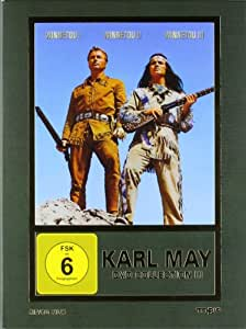 Karl May DVD-Collection 3 (Winnetou I / Winnetou II / Winnetou III) (3 DVDs)