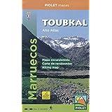 Toubkal. Alto Atlas. Marruecos. Escala 1:40.000