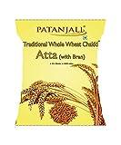 Patanjali Traditional Whole Wheat Chakki Atta with Bran 5 kg