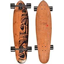 Longboard JUCKER HAWAII MAKAHA MINI CRUISER Skateboard Bamboo