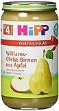 HiPP Früchte Williams-Christ-Birnen mit Apfel, 6er Pack (6 x 250 g) (Bild: Amazon.de)