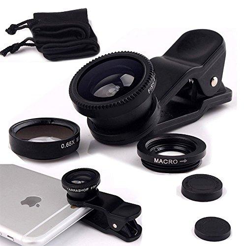 videocon-zest-v35fc-universale-clip-3-in-1-fisheye-lens-per-fotocamera-kit-include-180-gradi-obietti