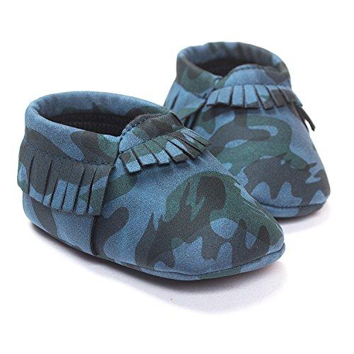 Chaussures premiers pas bébé fille/garçon Couleur camouflage