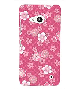 PrintVisa Raat Ki Rani Flower 3D Hard Polycarbonate Designer Back Case Cover for Microsoft Lumia 550