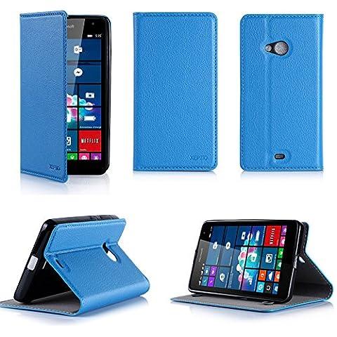 Nokia 535 Dual Sim - Etui luxe Microsoft Lumia 535 (ex Nokia)