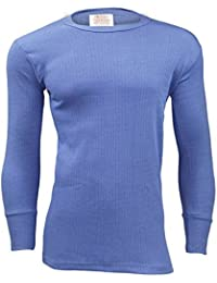 B.U.L ® 2 Mens Extreme Hot Thermal Underwear Long Sleeve Vest Suitable for Winter, Outdoor Work, Travel, Camping & Ski Wear Size S-XL