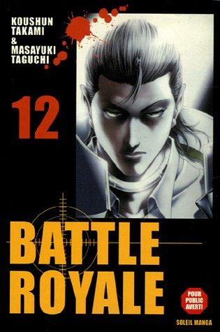 Battle royale Vol.12
