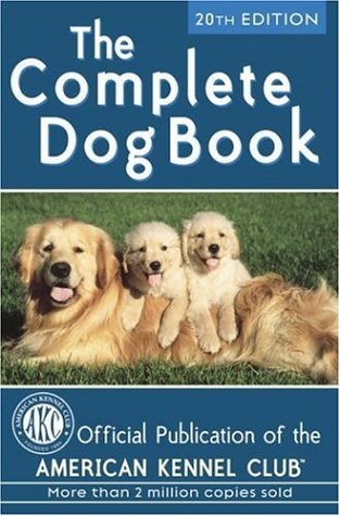 The Complete Dog Book: 20th Edition (English Edition)