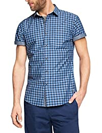 edc by Esprit Vicky Check - Chemise Casual - Homme