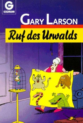 Ruf des Urwalds. ( Cartoon).
