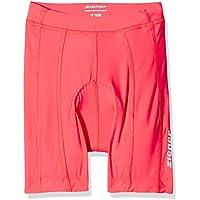 Ziener Niños choto X de Function (Mallas Pantalones), verano, infantil, color red cheek, tamaño 128