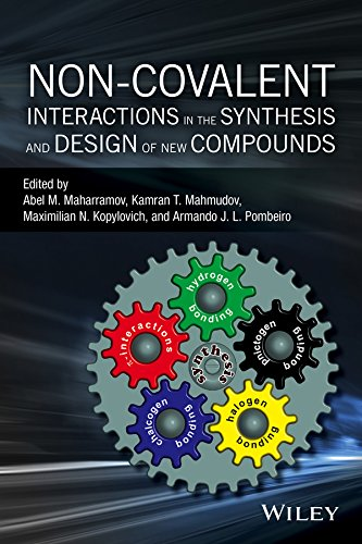 Non-covalent Interactions in the Synthesis and Design of New Compounds (English Edition)
