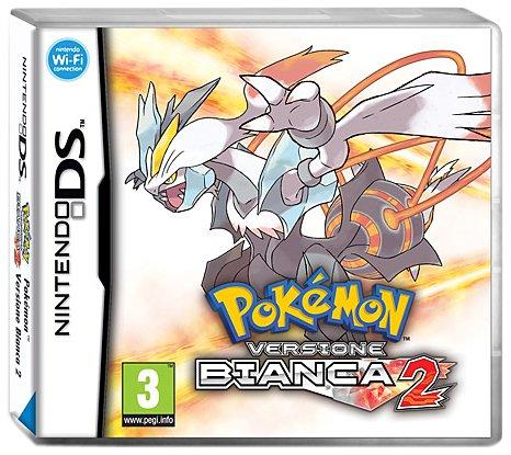 Pokémon Versione Bianca 2, usato usato  Spedito ovunque in Italia