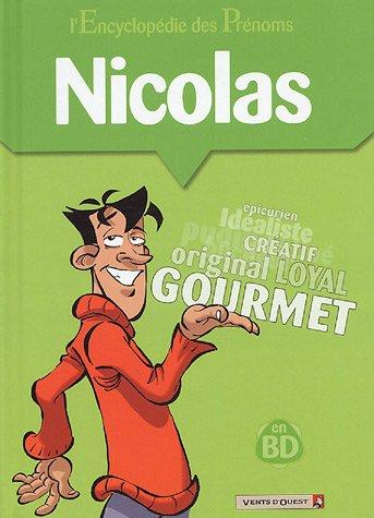 L Encyclopédie des prénoms, tome 6 : Nicolas