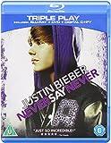 Justin Bieber - Never Say Never - Triple Play (Blu-ray + DVD+ Digital Copy) [2011]