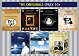 #10: The Originals Pack 66 (Pack Of 7 Mp3S With 280 Tracks, Biggest Artists, Retro Collection, Compilation Of Old Hindi Movie Songs)